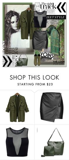 """""""Yoins 5"""" by followme734 ❤ liked on Polyvore featuring Varley and yoins"""