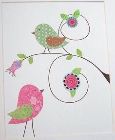 Cute bird picture