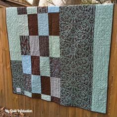 My Quilt Infatuation: NTT, a Finish, and an Honor