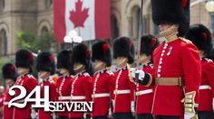 Celebrating Canada Day!