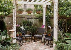 Garden Inspiration for Pergolas