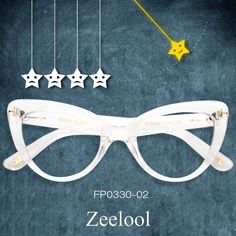 3cea1b8e8e Kristin Cat Eye Glasses FP0330-02 Prescription Glasses Online