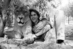 """Brando Quilici: """"Ecco come nasce la mia passione per i leoni"""""""