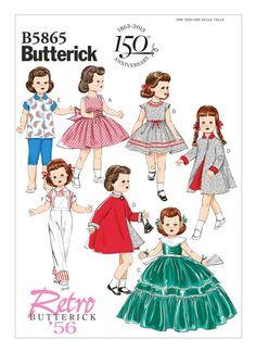 B5865 | Butterick Patterns