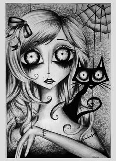 la marionette. by katiebloo on deviantART
