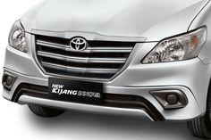 Kijang Innova New E Bensin & Diesel Exterior 4