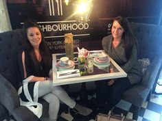Girly Weekend with my BFF | Neighbourhood Afternoon Tea Places To Eat, Afternoon Tea, Manchester, Bff, The Neighbourhood, Girly, The Neighborhood, Girly Girl