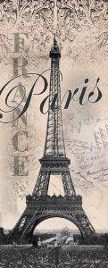 Paris poster.