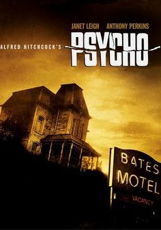 Psycho (1960) When larcenous real estate clerk Marion Crane goes on the lam with a wad of cash and hopes of starting a new life, she ends up at the notorious Bates Motel, where twitchy manager Norman Bates cares for his housebound mother. The place seems quirky but fine until Marion decides to take a shower. Director Alfred Hitchcock's Oscar-nominated shocker has been terrifying viewers for decades -- and for good reason.