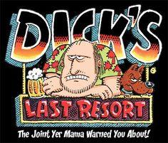 Dick's Last Resort..San Diego. FUN