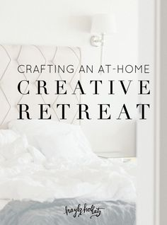 Feeling stuck in your blog, brand, or business? Take a creative retreat to reconnect with your voice, style, and creativity! Kayla Hollatz: Community and Brand Coaching for Creatives