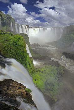 Brasil, Iguazu Falls