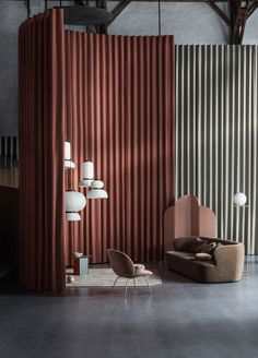 Trending: Vertical Patterns & Textures Mercial Interior images ideas from Home Inteior Ideas Modern Interior Design, Interior Design Inspiration, Interior Architecture, Design Jobs, Design Trends, Design Ideas, Decoration Inspiration, Design Websites, Decorating Websites