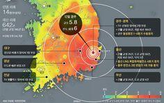 [한반도 최대 규모 지진] 6.0 초반 지진 언제든 온다는데 국가 차원 단층지도 없다 - 중앙일보