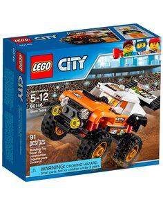 Lego City 60146 Внедорожник каскадера