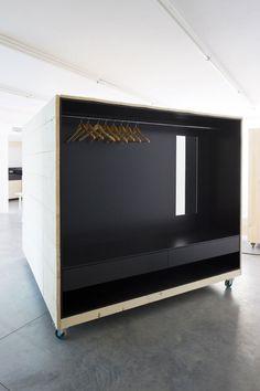 Atelierhouse par Harry Thaler pour Museion