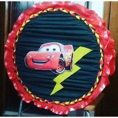 piñatas de cars entamboradas - Buscar con Google Cars Birthday Parties, 4th Birthday, Piñata Cars, Disney Cars, Hot Wheels, Minions, Pokemon, Birthdays, Party