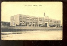 Waverly High School I have no idea what year this is