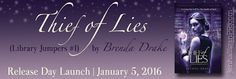 Gia Kearns would rather fight with boys than kiss them. That is, until Arik, a leather clad hottie in the Boston Athenaeum, suddenly disappears.  Kindle And Me...: Release Day Launch & Giveaway: Thief of Lies (Libr...