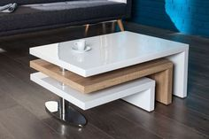 Spectacular Office Table Design That Trending In 2019 01 Tv Unit Furniture, Table Furniture, Luxury Furniture, Furniture Design, Sofa Table Design, Office Table Design, Modern Office Table, Centre Table Living Room, Center Table