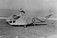 This day in aviation history (May 17, 1942): Igor I. Sikorsky's XR-4, flown by Sikorsky and Les Morris, landed at Wright Field, Ohio, to complete delivery of the first Army Air Forces helicopter. It took more than 16 hours of flight time and 17 refueling stops to fly this fabric-covered, two-seat helicopter from Stratford, Connecticut to Riverside, Ohio