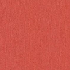 Tangerine Orange T-Shirt Knit - Fabric By The Yard  FFC 18045