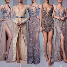 Choose the best: 1,2,3,4 or 5? #bertabridal
