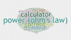 Ohms Law, Lifestyle Articles, Calculator, Physics, How To Apply, Physique