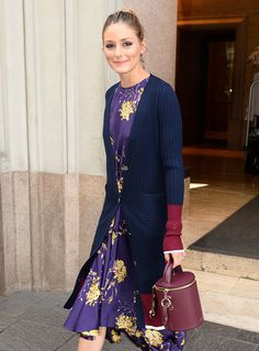 Let's Conduct Our Annual Review of Olivia Palermo's Bags - PurseBlog