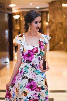 Fiesta Sexy Dresses, Beautiful Dresses, Dress Outfits, Nice Dresses, Evening Dresses, Fashion Outfits, Summer Dresses, Fiesta Outfit, Elegant Outfit