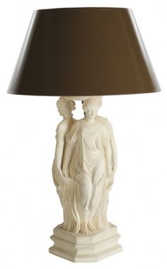 Fauna Table Lamp by @ebanistacollect