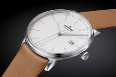 German watch brand Junghans debuts two new minimalist watches that are easy on both the eyes and the wallet.