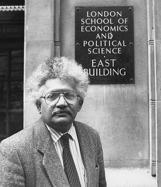 Lord Meghnad Desai, Professor Emeritus of Economics at LSE.