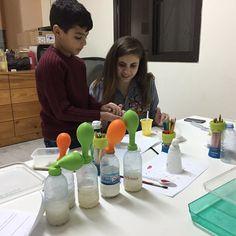 #funscience #kids #balloons #experiments #chemistry #exploreyourpassion #steameducation #craniumedu