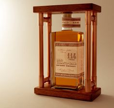Old Grand Dad Bourbon Whiskey (Student Project) on Packaging of the World - Creative Package Design Gallery