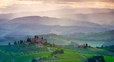 Join us under the Tuscan – and Umbrian – sun, on a leisurely idyll through two of Italy's most storied regions.