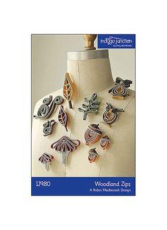 Woodland Zips | McCall's Patterns