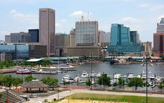 The City of Baltimore is the largest in the state of Maryland and the largest independent city in the United States. There is a huge amount of history behind this fantastic city and approximately one in three buildings is listed on the National register which is more than any other city in the count