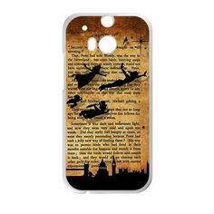 Buy DIY Cartoon Tinkerbell Rubber Design Custom Case Shell Cover for HTC One M8(Laser Technology) NEW for 2 USD | Reusell