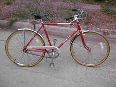 Schwinn Collegiate.  I have a 1977 that used to be my mom's.
