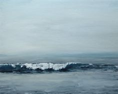 This is a Giclee print of an original oil painting titled Wave on Still Water (16 x 20 inches, oil on panel, 2013). The print is made with archival pigment inks on heavy stock fine art paper and is titled and signed in the border beneath the image.    Size options are:    IMAGE SIZE: 16 x 20 inches, 41 x 51 cm  PAPER SIZE: 17 x 22 inches, 43 x 56 cm    IMAGE SIZE: 12 x 15 inches, 31 x 38 cm  PAPER SIZE: 13 x 19 inches, 33 x 48 cm    IMAGE SIZE: 8 x 10 inches, 20 x 25 cm  PAPER SIZE: 8.5 x 11…