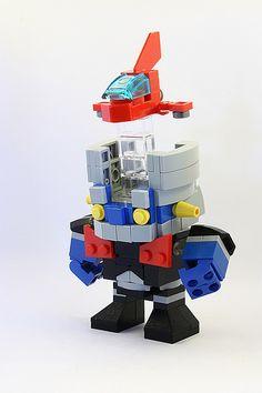 Mazinger Z Blockhead