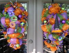 Deco Mesh Wreath Ideas | visit bing com