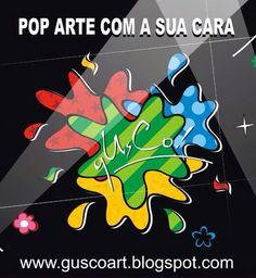 Quadros Personalizados em Pop Art