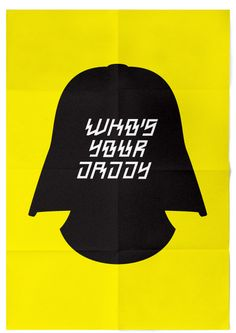 i'd love to put this on my wall #want #star_wars #witty #poster