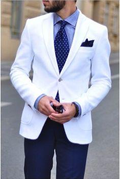 Habit Homme, Tenue Homme, Costume Homme, Vestes Habillées, Tenue Blazer  Bleu, 9f34780d66c