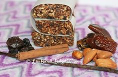 Make your own homemade larabars copycat recipe - Learn How to make your own Fruit and nut bars in over 25 different flavors for affordable guilt free snacking Healthy Fruits, Healthy Snacks, Healthy Recipes, Snacks Kids, Healthy Bars, Healthy Eating, Whole Food Recipes, Snack Recipes, Bar Recipes