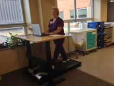 Walking Treadmill, Stand Up, Shed, Desk, Home Decor, Get Up, Desktop, Decoration Home, Room Decor