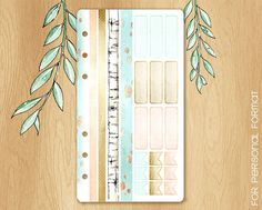 MAY 17 - Watercolor Stickers Perfectly Fitting Your Kikki.K medium or Filofax Personal For Spring Times : Eventboxes and washis Watercolor Stickers, Filofax, Spring Time, Times, Medium, Unique Jewelry, Handmade Gifts, Etsy, Kid Craft Gifts
