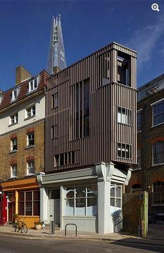 Jeweller's studio by Deborah Saunt, Southwark, London, UK